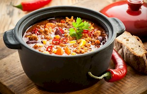 """Huntin' Camp"" Chili"